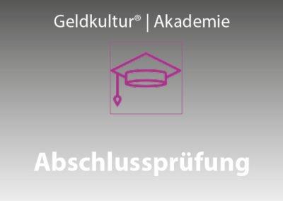 Abschlussprüfung Basis-Ausbildungsgang, 21. Februar 2020